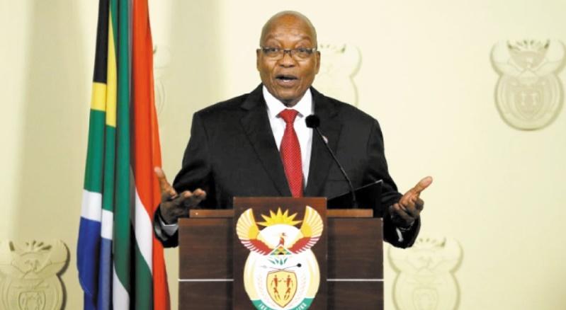 Jacob Zuma démissionne sous la pression de l'ANC
