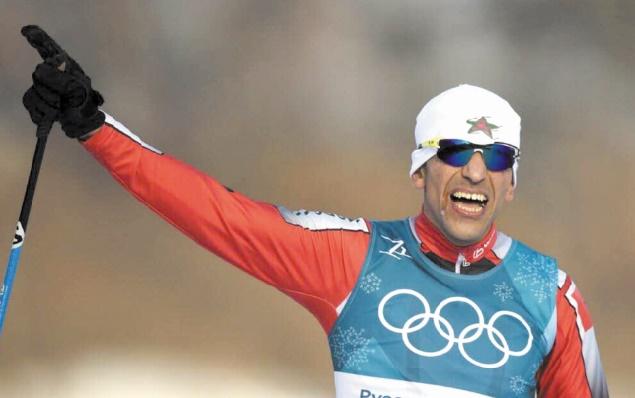 J.O d'hiver : Mission accomplie pour Samir Azzimani