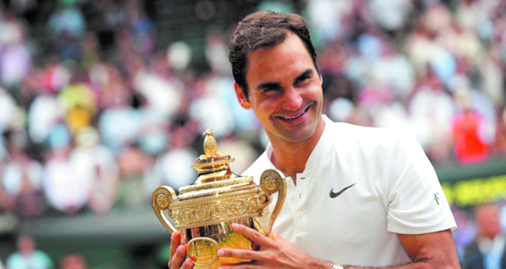 Federer, le triomphe de la persévérance
