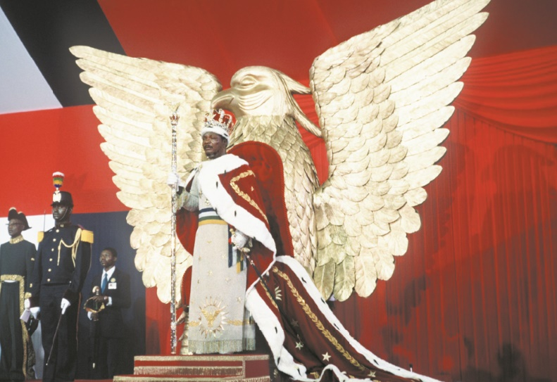 Bokassa ou la folie du pouvoir absolu