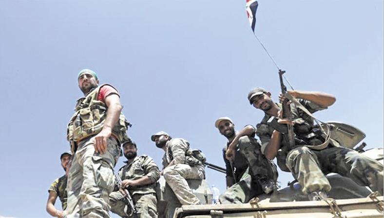 L'armée syrienne prête à se déployer à Afrin