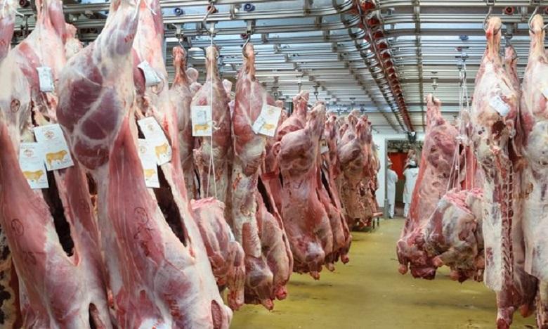 Création d'une commission chargée de la mise  à niveau des abattoirs de la province d'El Jadida