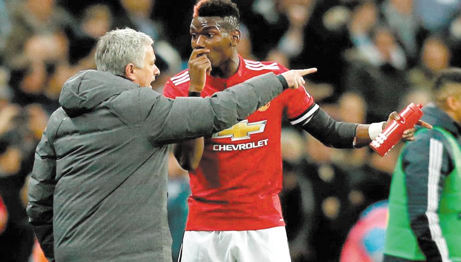 Mourinho lassé des questions sur Pogba