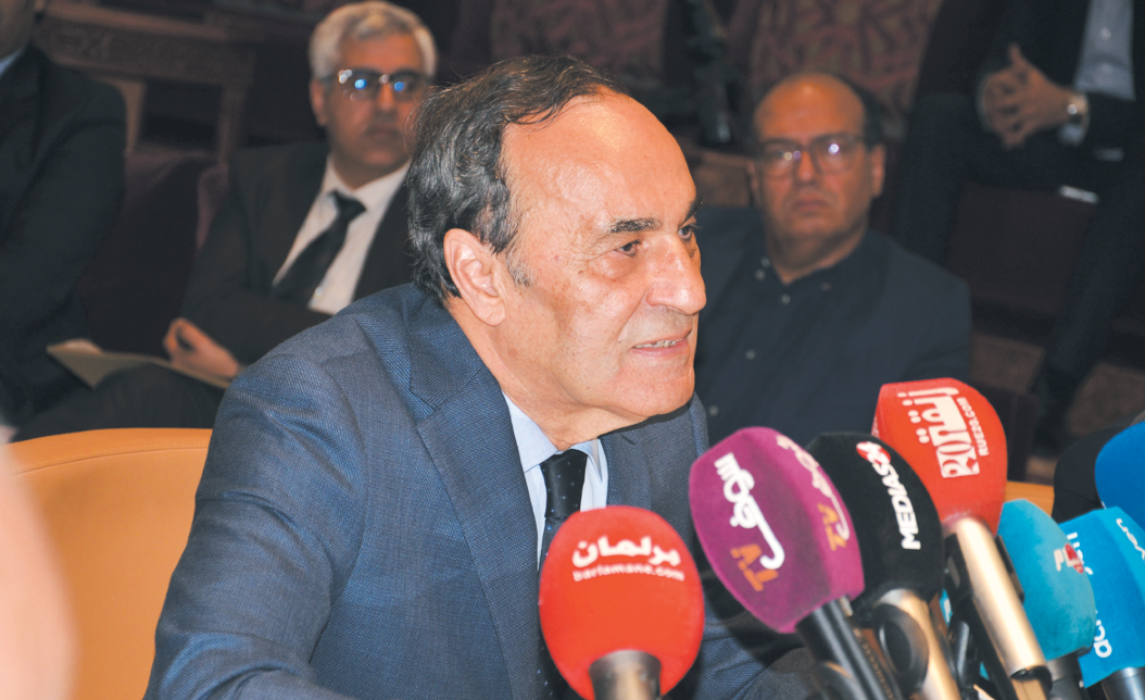 Habib El Malki fait le point sur l'action de la Chambre des représentants