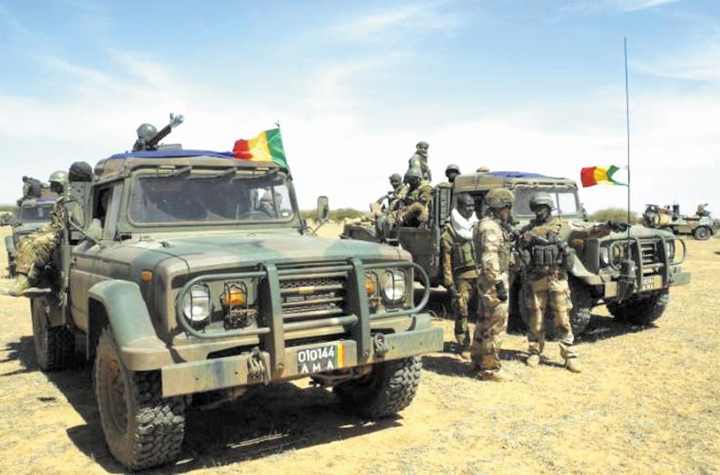 Coup de pouce financier de l'UE à la force antiterroriste du G5 Sahel