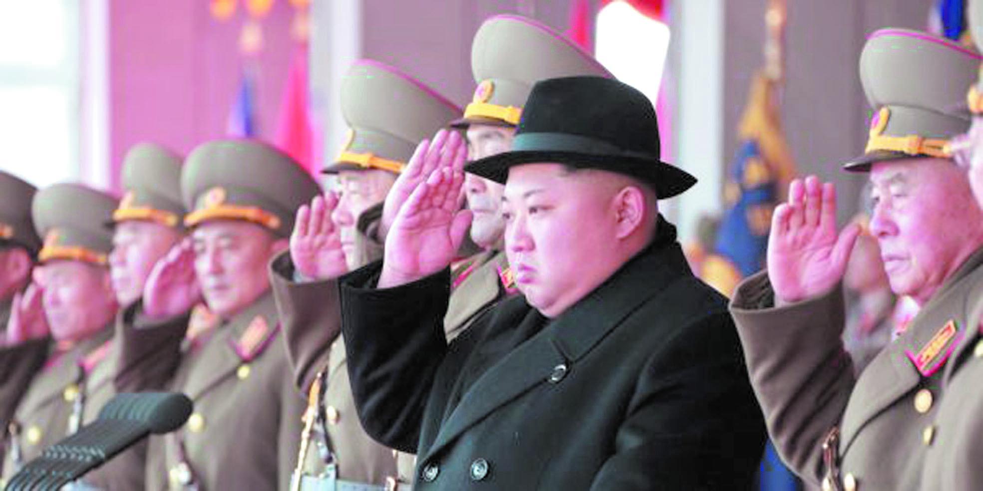 """Pyongyang présente les dernières sanctions américaines comme un """"acte de guerre"""""""