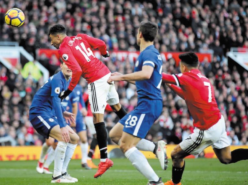 Premier League : Manchester United au paradis, Chelsea au purgatoire