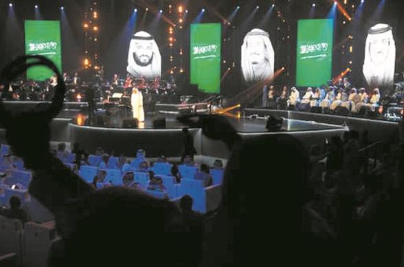 Les Saoudiens goûtent à l'opéra et au jazz