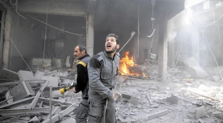 La trêve ne tient pas dans la Ghouta orientale