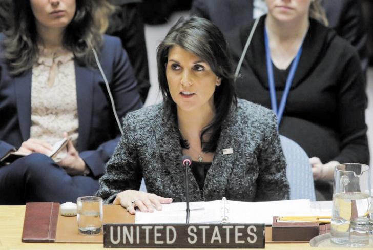 Les Etats-Unis menacent l'Iran de sanctions unilatérales