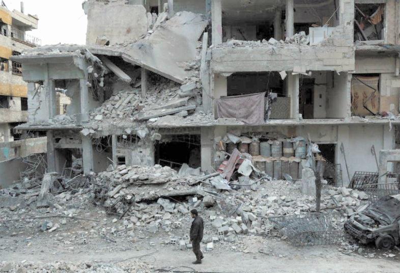 Trêve compromise dans la Ghouta après la reprise des hostilités