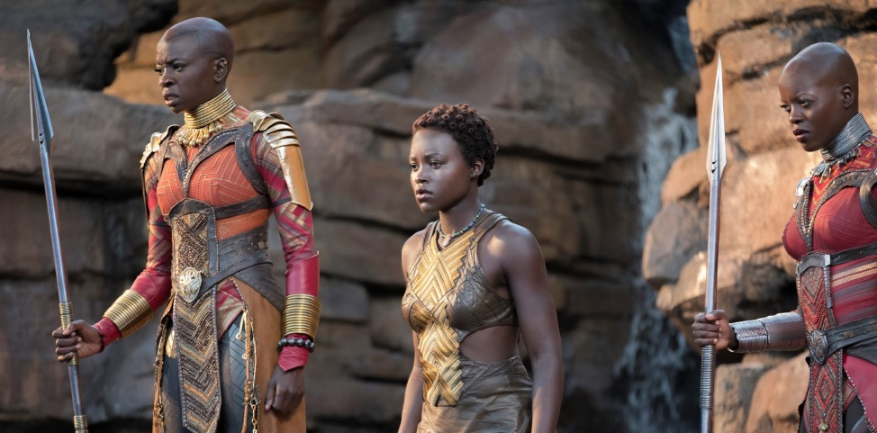 """Malgré le succès de """"Black Panther"""", la diversité piétine à Hollywood"""