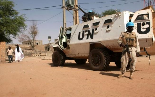 Quatre Casques bleus tués au Mali dans une attaque à l'engin explosif