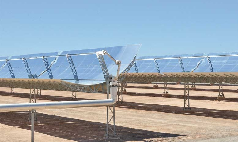 Le Maroc renforce ses installations photovoltaïques