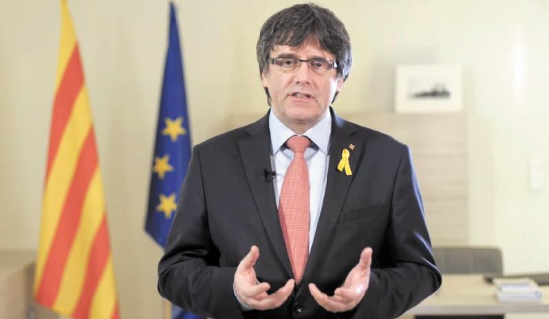 Carles Puigdemont renonce à briguer la présidence de la Catalogne
