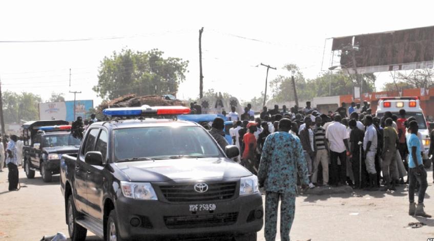 Quatre humanitaires tués par Boko Haram au Nigeria