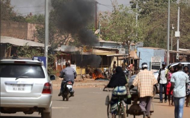 Attaques dans le centre de Ouagadougou près de l'ambassade de France