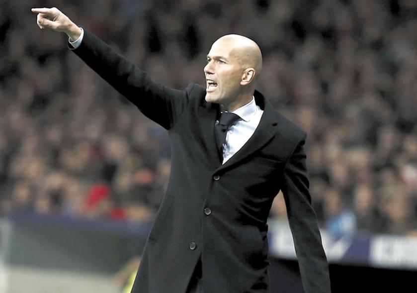 Zidane laisse planer le doute sur Modric  et Kroos avant le choc contre le PSG