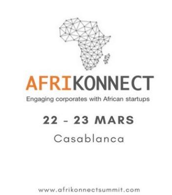 La première édition d'Afrikonnect se tiendra les 22 et 23 mars à Casablanca