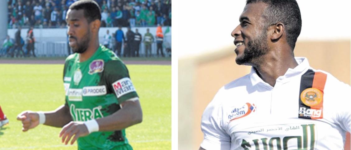 Iajour et El Kaabi deux attaquants de valeur.