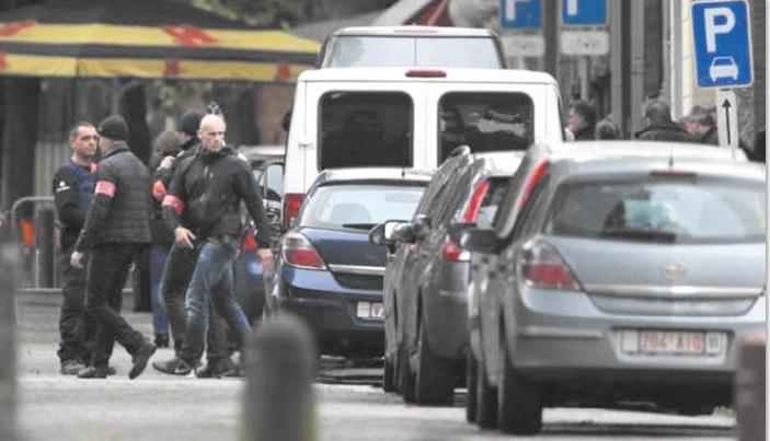 8 arrestations dans une opération antiterroriste en Belgique