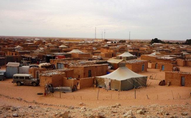 Les souffrances des femmes séquestrées à Tindouf dénoncées à Mdiq