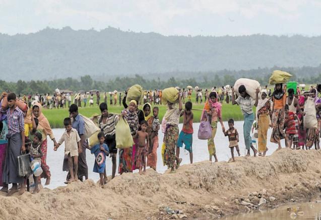 Le nettoyage ethnique des Rohingyas se poursuit