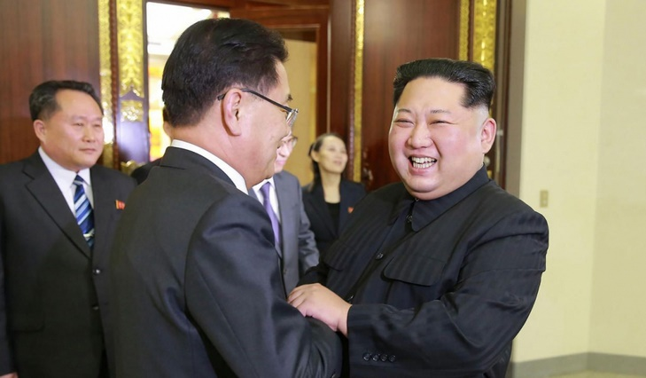 Les deux Corées décident de tenir un sommet à fin avril