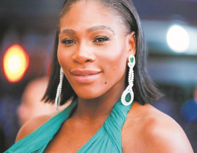 Insolite : Maman Serena