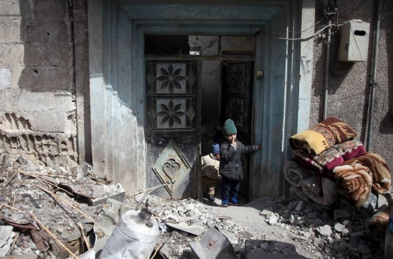 La livraison des aides pour la Ghouta reportée