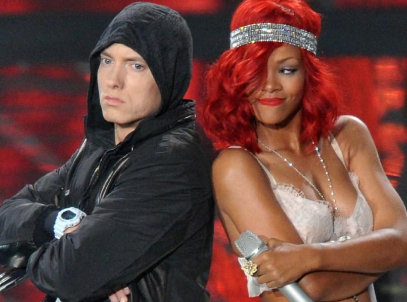Rihanna et Eminem cassent la baraque