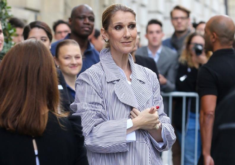 L'hommage de Céline Dion à son père