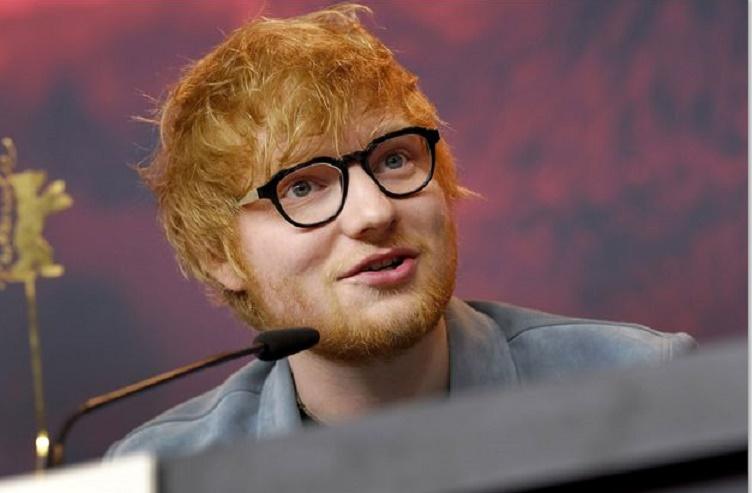 Le beau geste d'Ed Sheeran