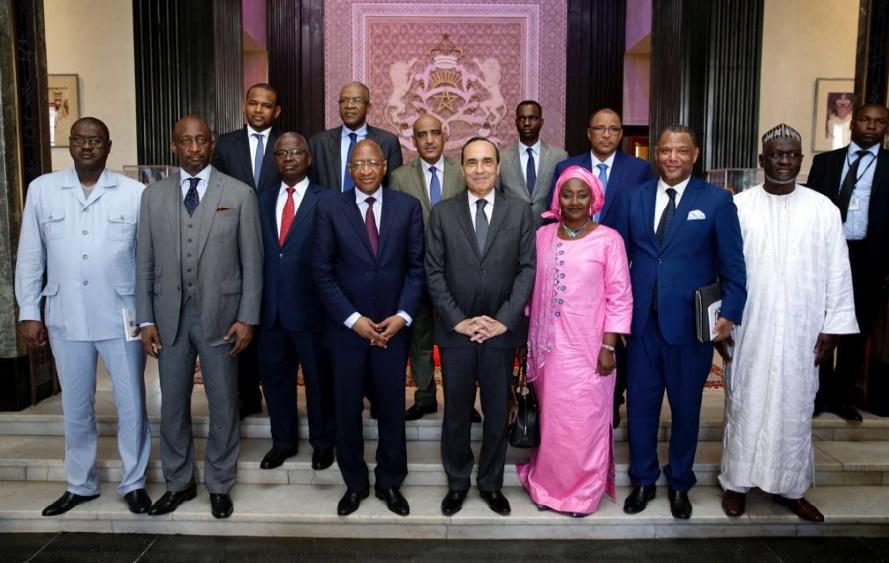 Le président de la Chambre des représentants appelle à intensifier la concertation entre les institutions législatives du Maroc et du Mali