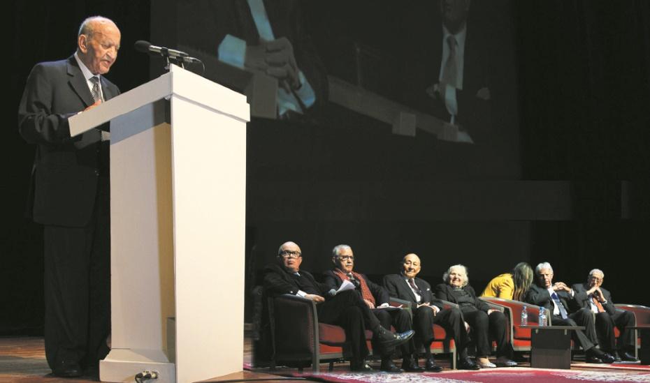 Abderrahmane Youssoufi fêté par d'éminentes personnalités nationales et internationales