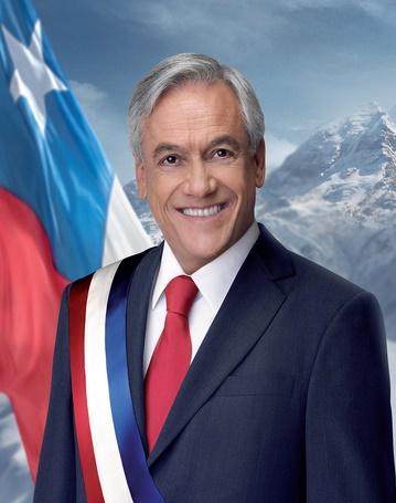 S.M le Roi représenté à la cérémonie d'investiture du nouveau Président du Chili par Habib El Malki