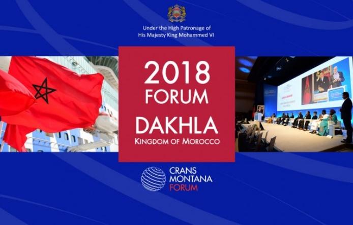Participation massive au Forum Crans Montana