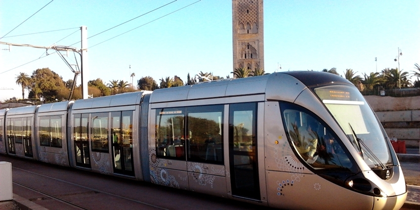 Le projet d'extension du tramway Rabat-Salé se met à l'heure de l'écologie