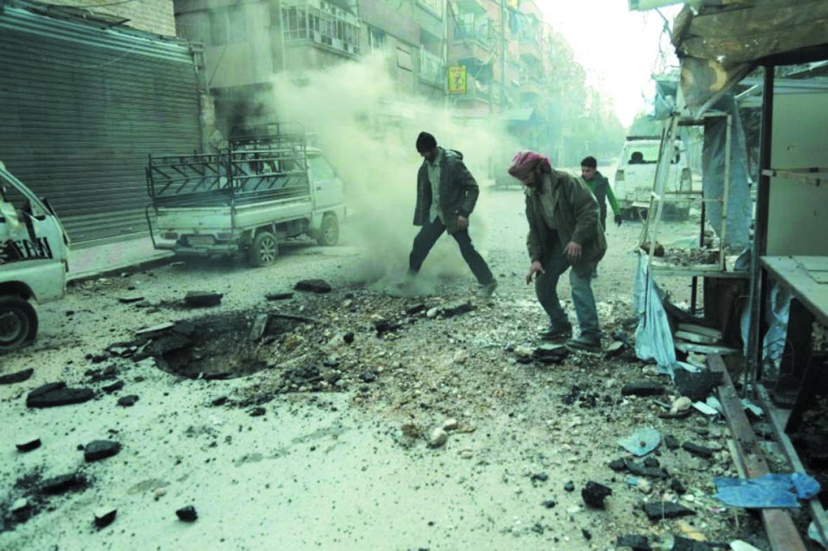 Plus de 1.000 civils tués en 20 jours en Syrie