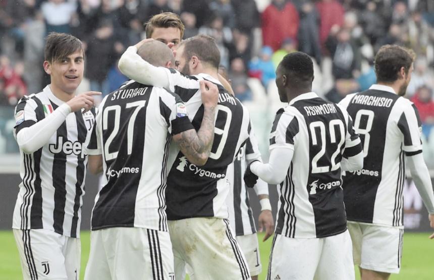 La Juventus passe devant : La  Fiorentina pleure