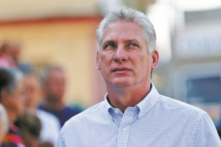 Miguel Diaz-Canel, le visage du Cuba post-Castro