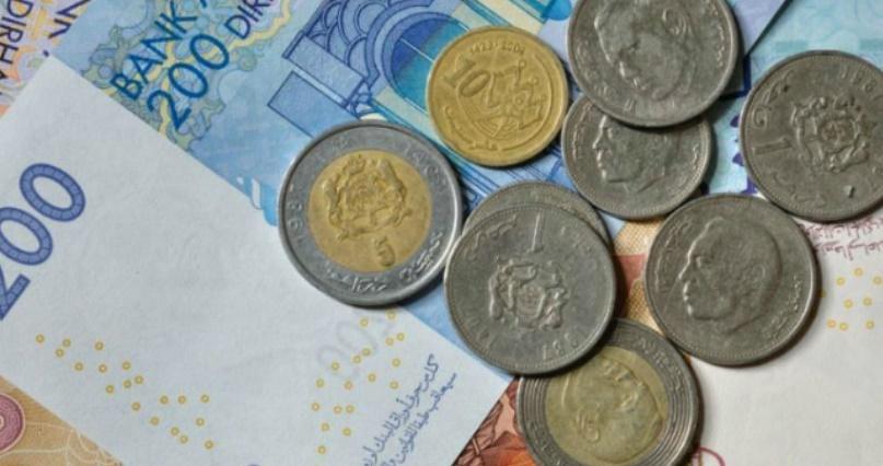 Le dirham se déprécie par rapport à l'euro et s'apprécie vis-à-vis du dollar