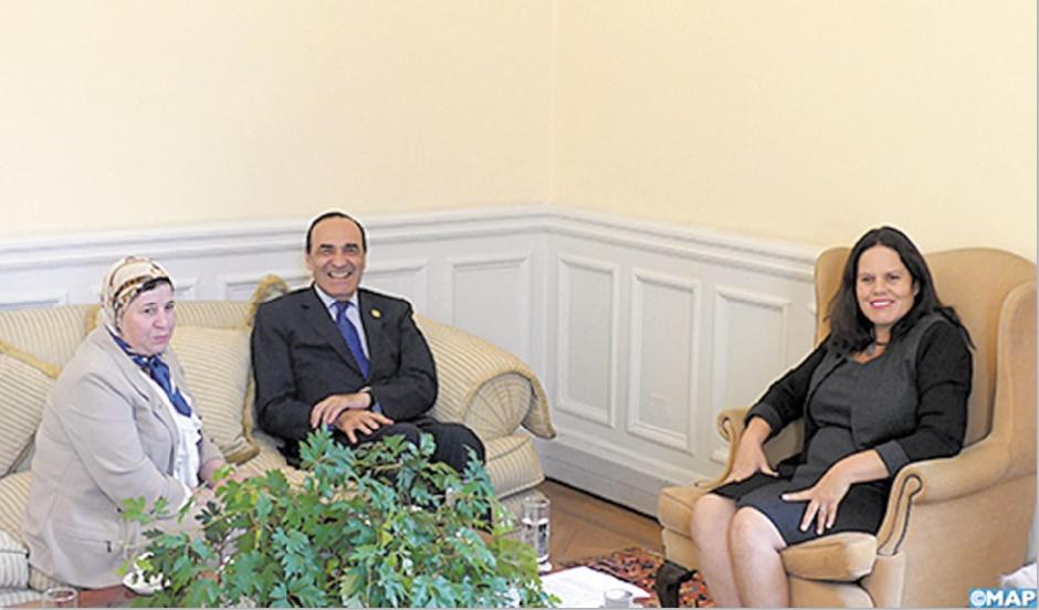 Les relations parlementaires maroco-chiliennes passées en revue à Santiago du Chili