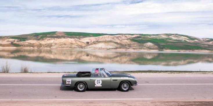 Les débats se corsent au Rallye Maroc Classic