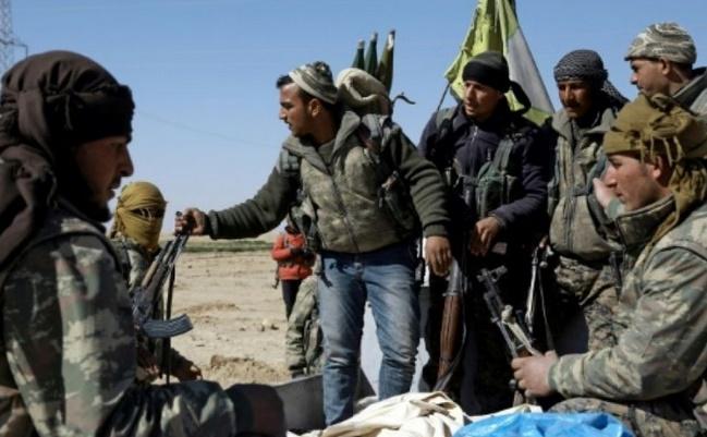 Dix combattants pro-régime tués dans des raids turcs près d'Afrine