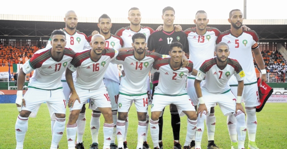 Le Onze national conserve son rang au classement FIFA de mars