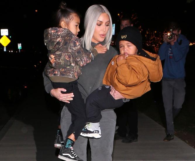Kim Kardashian : Quatre enfants, pas plus
