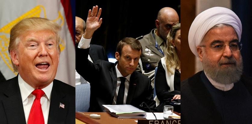 Réunion à Vienne sur l'accord nucléaire menacé par Trump