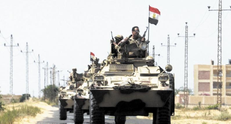 36 jihadistes tués au cours d'opérations dans le Sinaï