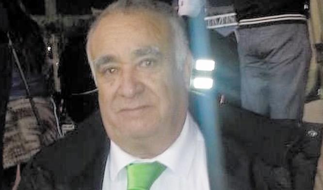 Saïd Bouzerouata hospitalisé